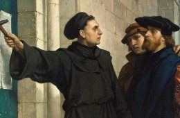 Luther_in_Wittenberg_95_Thesen